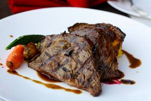 Grand Swiss-Belhotel Medan - Grilled Wagyu Beef Rib-Eye