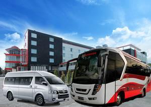 Grand Hatika Hotel Belitung - Car Rental
