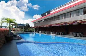 Grand Hatika Hotel Belitung - Swimming Pool