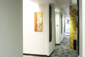 Citihub Tunjungan - Koridor
