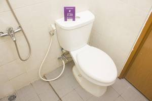 Tinggal Standard Verde Riau Bogor - Kamar mandi