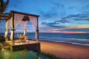 Seminyak Beach Resort Bali - Purnama Pavillion Terrace