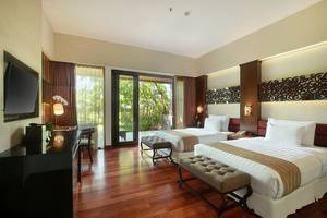 Seminyak Beach Resort Bali - The Room Beach Wing - Twin Bed
