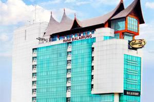 Balairung Hotel Jakarta - View