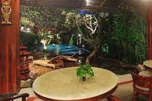 Green Garden Hotel Bali - Restoran