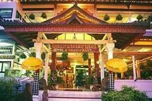 Green Garden Hotel Bali - Tampak Luar
