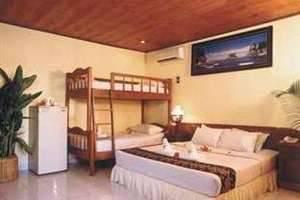 Green Garden Hotel Bali - Kamar Family