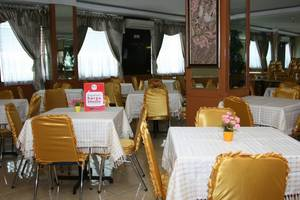 NIDA Rooms Surabaya University Mangga Besar - Restoran