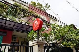 ZenRooms Karet Tengsin Jakarta - Tampak luar