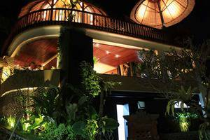 Ubud Green Ubud - View Night