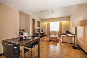 Aston Braga Hotel & Residence Bandung - Living Room