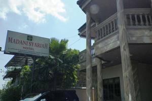 Hotel Madani Syariah Jogja