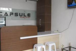 Capsule Homestay Surabaya - Resepsionis