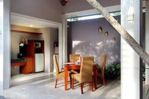 Aria Exclusive Villas & Spa Bali - Ruang Makan