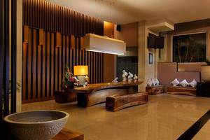 Aria Exclusive Villas & Spa Bali - Resepsionis