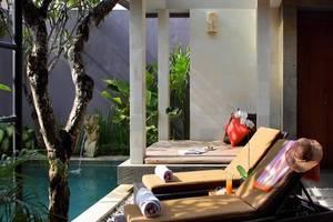 Aria Exclusive Villas & Spa Bali - Kolam Renang