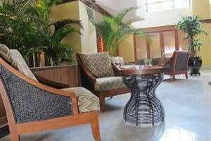 Hotel Mutiara Yogyakarta - Lobi