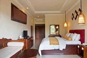 Artini 3 Cottages Bali - Kamar Double 1