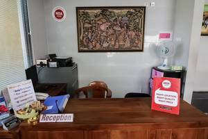 NIDA Rooms Sanur Gunung Salak - Resepsionis