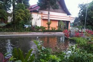 Wisma Pangeran Padang - Tampilan Luar Wisma