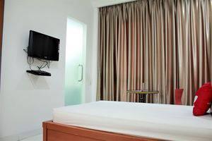 ZEN Rooms Setiabudi 15 Jakarta - Kamar tidur