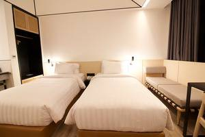 GAIA Cosmo Hotel Yogyakarta - Superior Twin