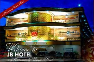 JB Hotel Samarinda - Tampilan Luar Hotel