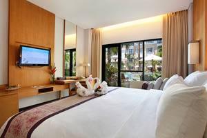 Grand Inna Bali - Deluxe dengan akses kolam renang