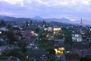 Hotel Augusta Valley Bandung - View