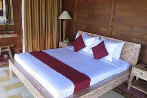 Ubud Heaven Villas Bali - Kamar Tamu