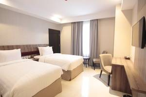 Tara Hotel Yogyakarta - Deluxe Twin