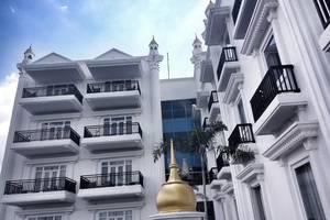 Tara Hotel Yogyakarta - Balcony lantai 3