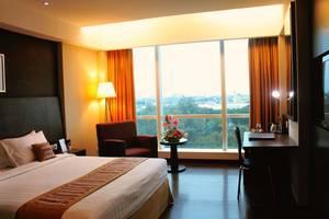 The Alana Surabaya Surabaya - Superior Tempat Tidur King ukuran