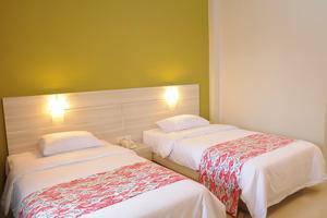 Dewanti Hotel Cirebon - Kamar tamu