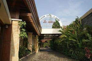 Le Aries Garden Boutique Hotel Bandung - Tampilan Luar