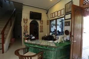 RedDoorz near Pantai Double Six Bali - Interior