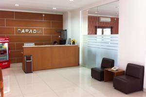 Sapadia Guest House Bandung - Receptionist