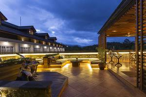 Plataran Heritage Borobudur Hotel Magelang - Langit Menoreh Restaurant