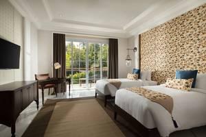 Plataran Heritage Borobudur Hotel Magelang - Deluxe dengan due tempat tidur