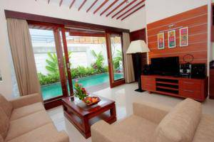 Grania Bali Villas Bali - Ruang Tamu