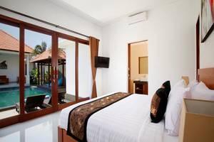Kubu Manggala Villas Seminyak Bali - Kamar tamu