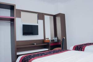 Ideas Hotel Bandung - Kamar tamu