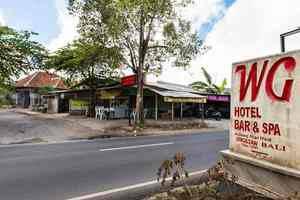WG Hotel Ungasan Bali - Eksterior