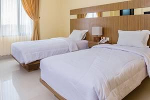 WG Hotel Ungasan Bali - Kamar tamu