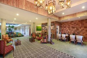 Maison At C Boutique Hotel Bali - Lobby Area