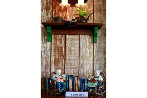 Maison At C Boutique Hotel Bali - Maison Library