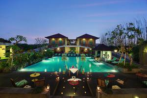 Maison At C Boutique Hotel Bali - Romantic Dinner