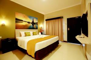 Hotel ASOKA City Home Bali - DELUXE DOUBLE BED