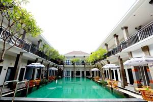 Hotel ASOKA City Home Bali - SWIMMING POOL