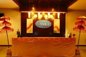 Hotel ASOKA City Home Bali - RECEPTION
